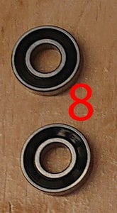 Materials: Bearings