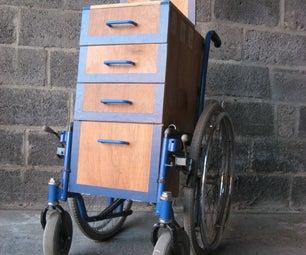 Wheelchair Workstation
