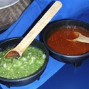 Using my Salsa Bowl Theory to improve your life and social standing!