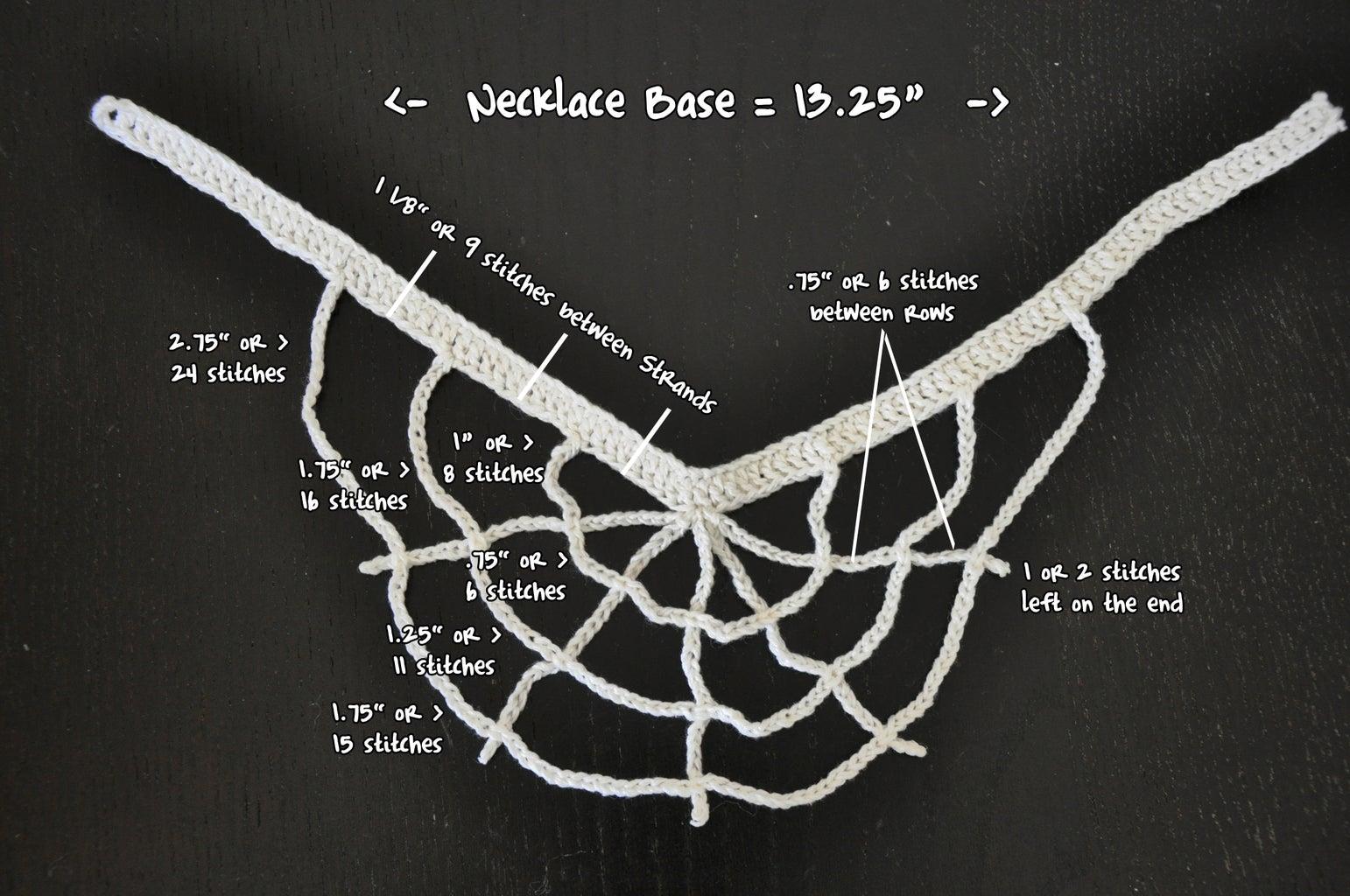Spider Web Strands