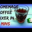Homemade Pocket Electric Coffee Mixer #