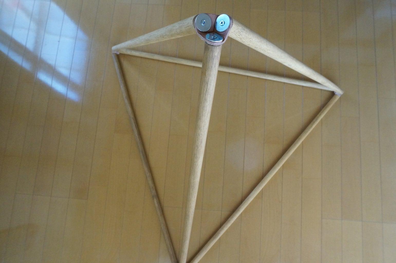 How to Make a Tetrahedron 四面体の作り方