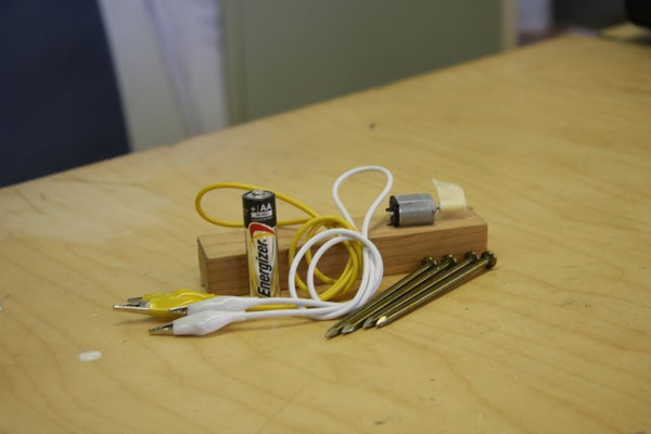 How to Make a Simple Battery Holder