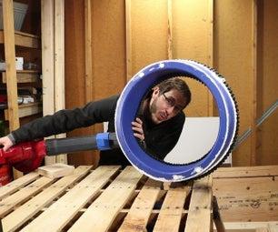 Worlds Largest Bladeless Fan DIY Guide