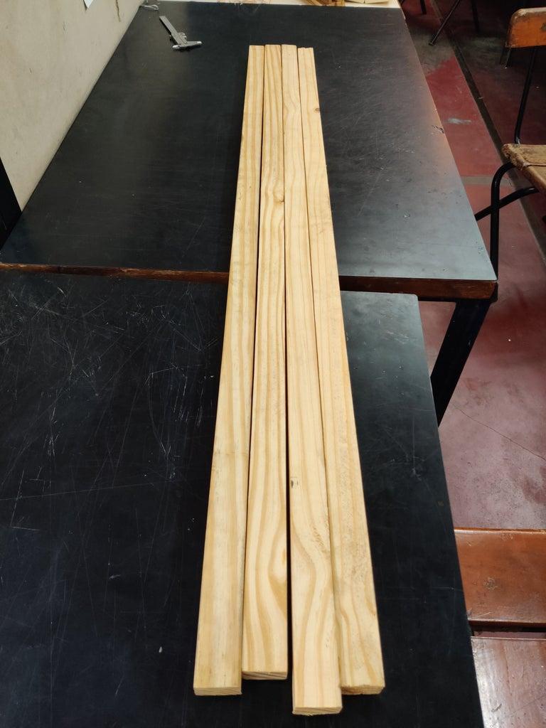 Cutting the Sticks