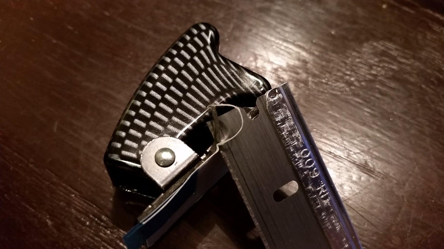 Servo Tape, Cutting, Trimming, and Presto
