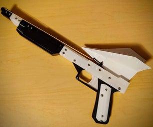 Paper Airplane Launcher (Make It Move)