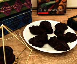 Harry Potter Chocolate Frogs -- Two Ways