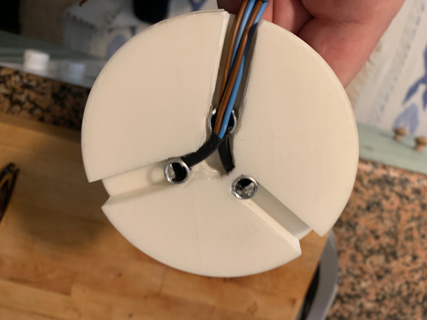Wiring the Base