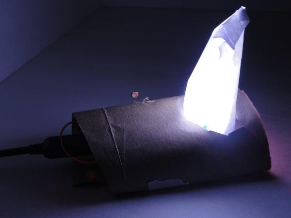 Arduino Night Light