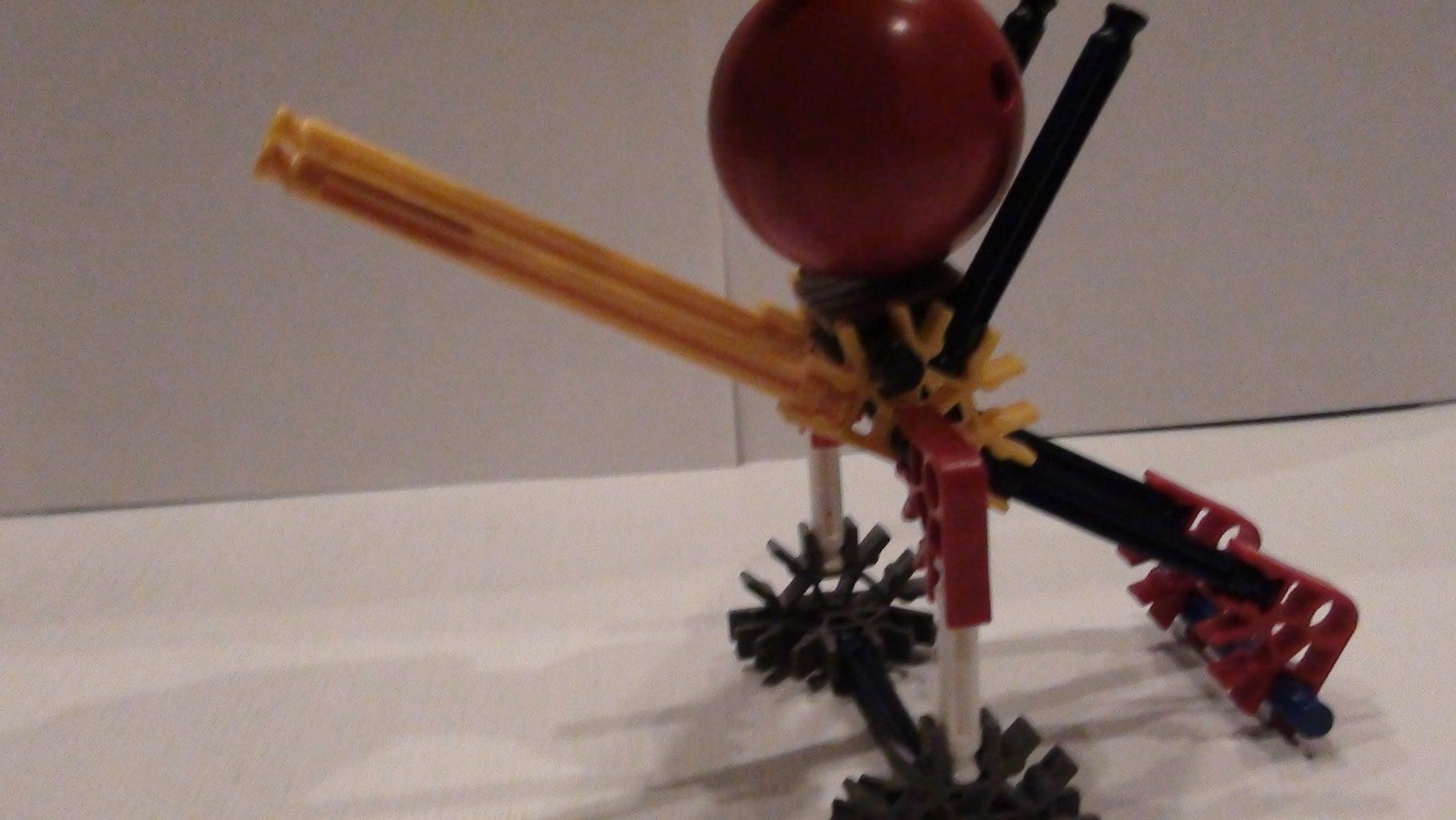 Ball Alternators