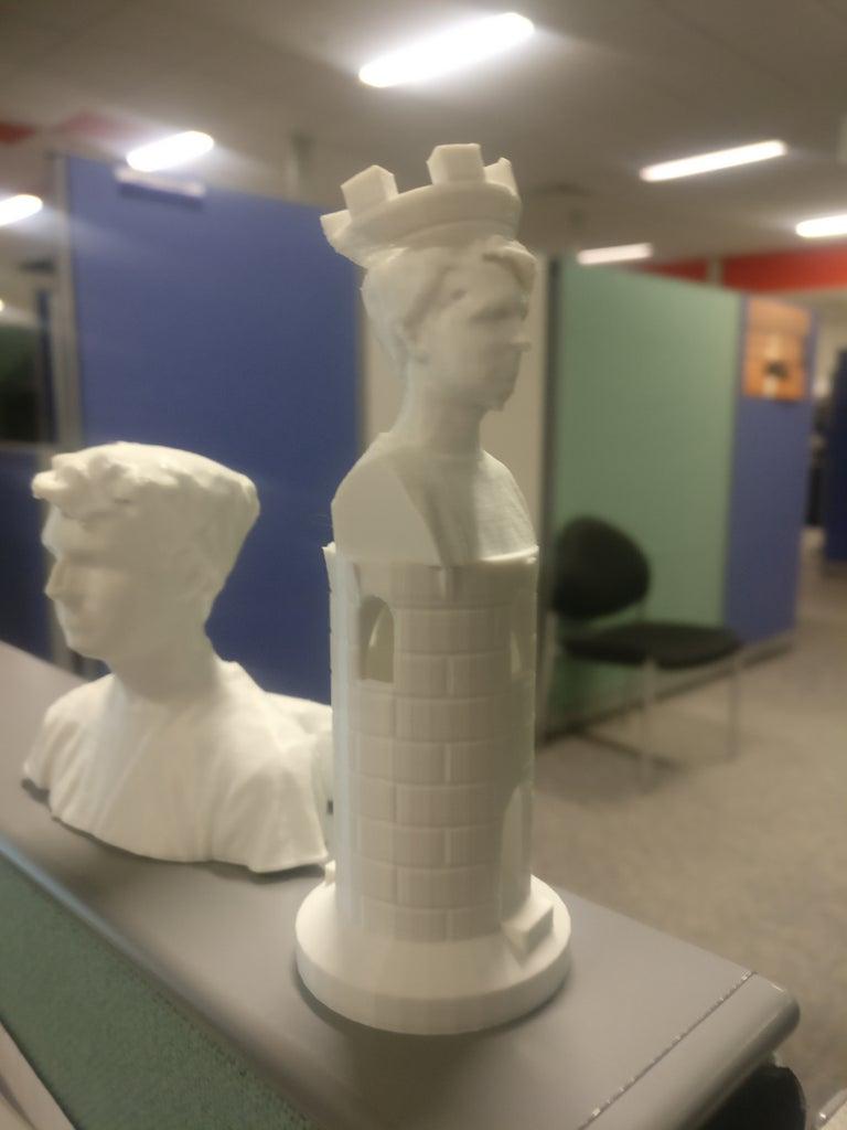 Making a Custom Chess Set Using the Kinect Sensor