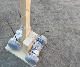 DIY Hand Ground Tamper
