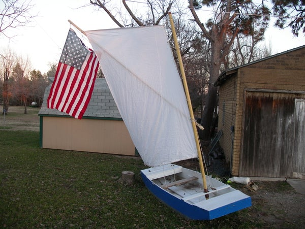 How to Construct a Simple Boat