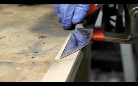 Polishing the Blade