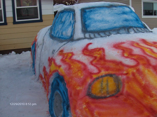 Snow Saw, Part 2: Midlife Crisis on a Budget