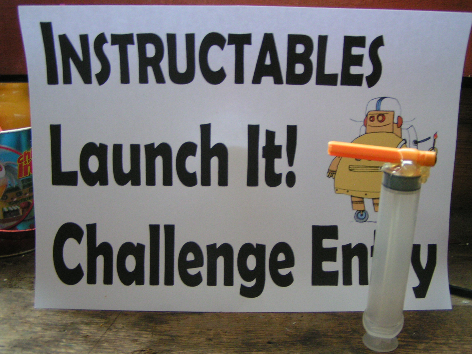 Launch It: The Pneumatic Potato Pistol.