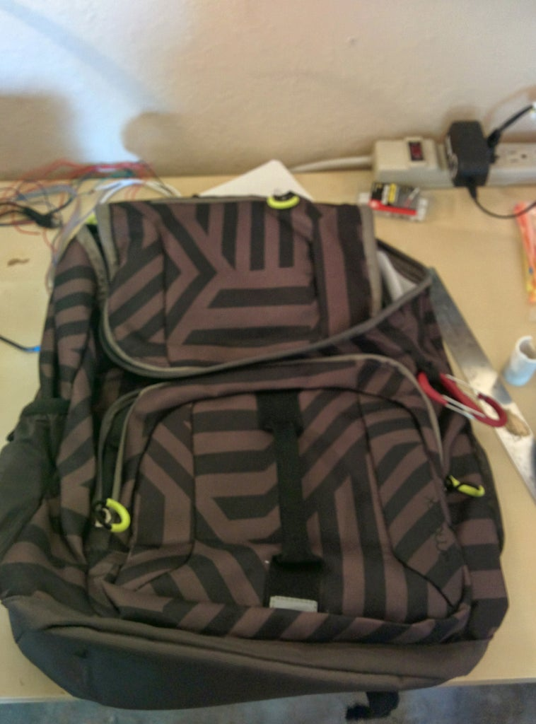 Find a Suitable Backpack