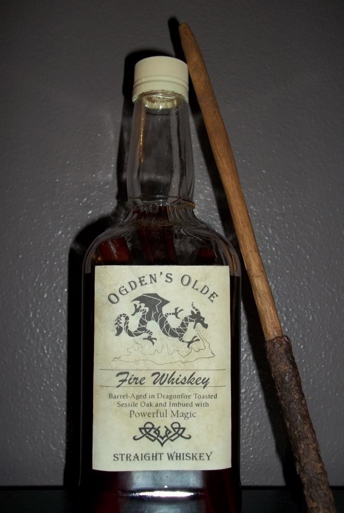 Ogden's Old Firewhiskey