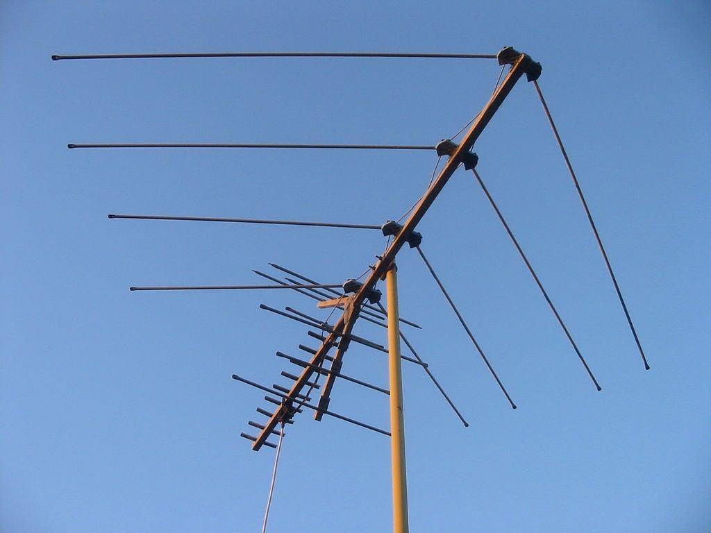Como Instalar Una Antena De Television 4 Steps Instructables