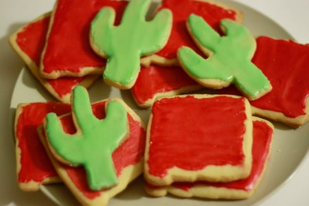 New Mexican Sugar Cookies