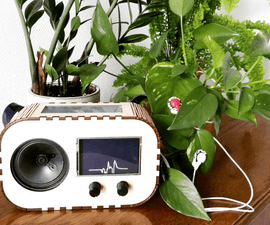 Plant-radio