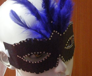 Fashion Mask in 15 Mins