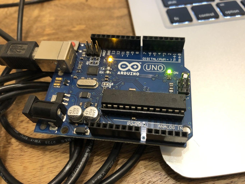 Coding the Arduino