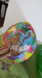 Make an Egg With a Mystery Inside
