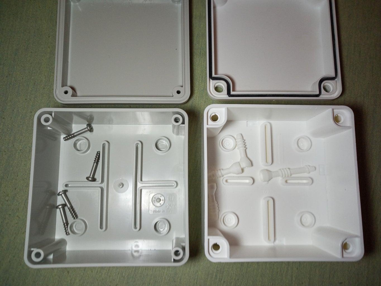 Preparing and Wiring Enclosure Box