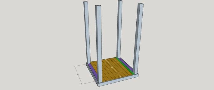 Step 2: Bottom Decking