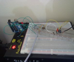DIY: Door Alarm Using the Hall Device and Arduino Uno