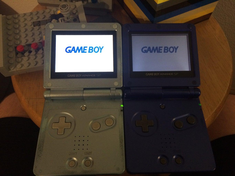 Picking a Game Boy Advance