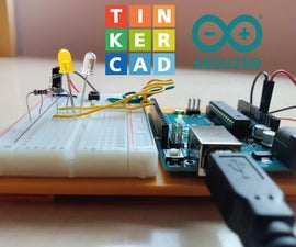 Arduino Basics With Night Light