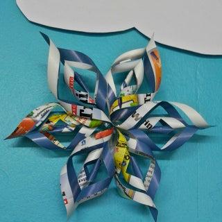 3D Super Size Paper Snowflakes