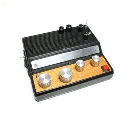 配音Siren Synth  -  555个定时器