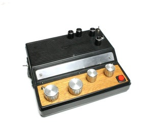 Dub Siren Synth - 555 Timers