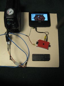 Construct the Composite Video and Audio Connections