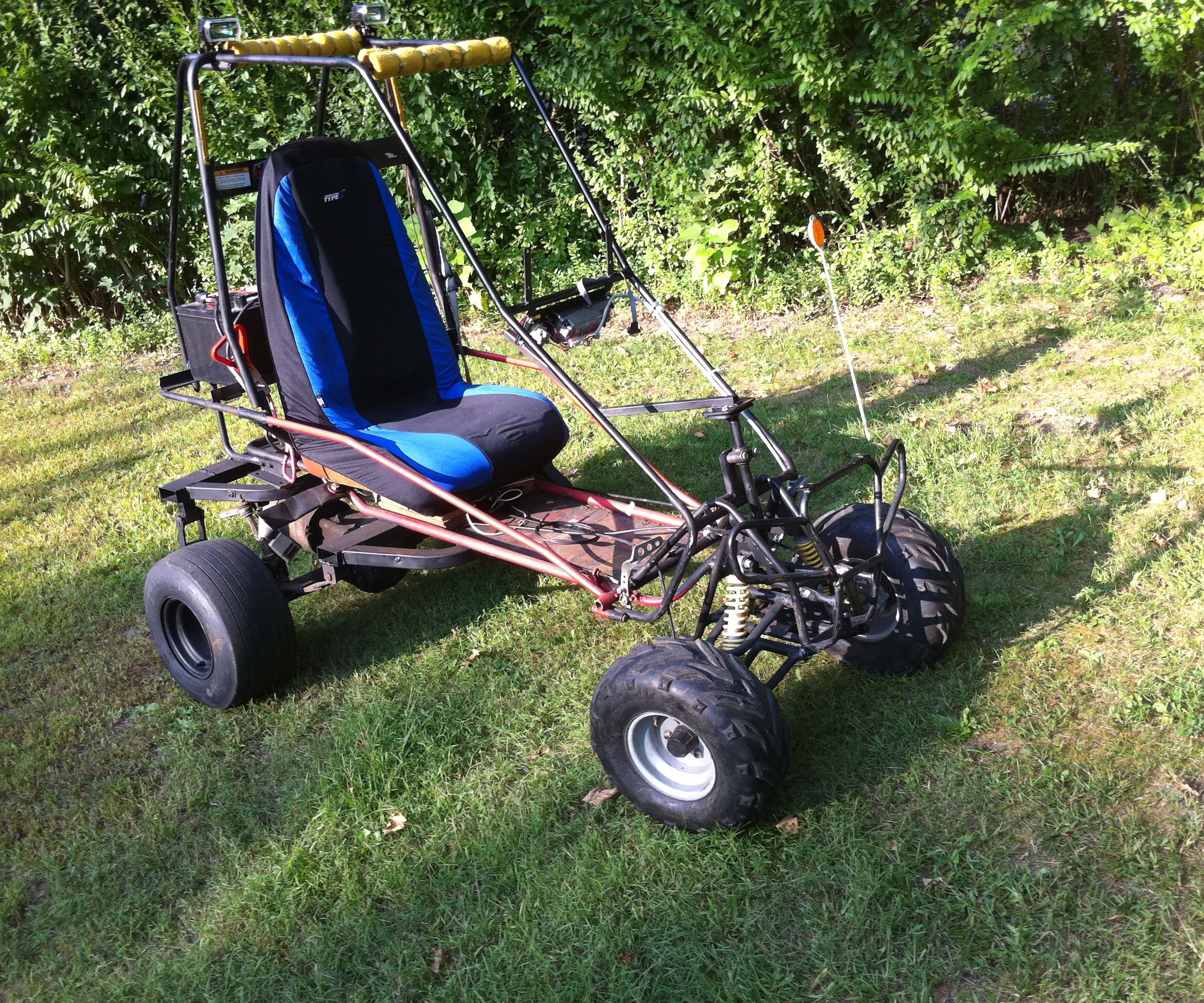 Electric Go Cart