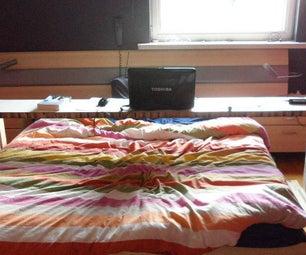 Breakfast/computer Bed Bench