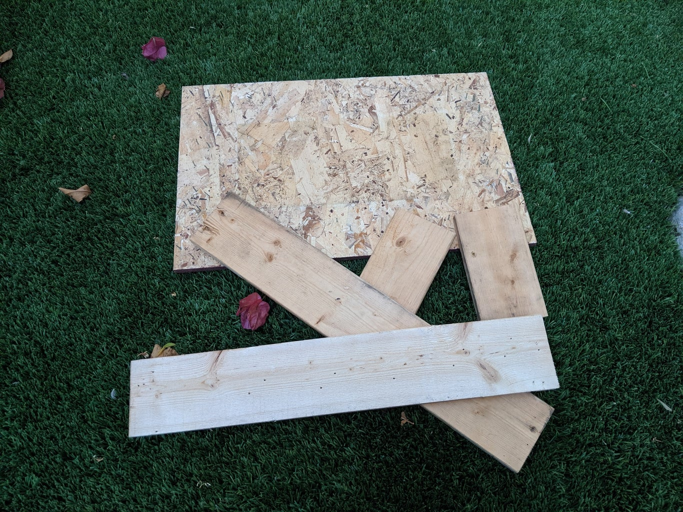 Recycle Some Wood