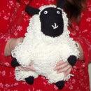 stuffed sheep
