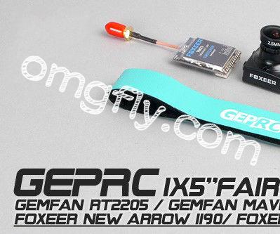 [OMGFLY] How to Build GEPRC-IX5 Racing Drone