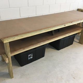 No Frills Workbench