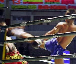 A Guide to Taking Up Muay Thai (Thai Boxing)