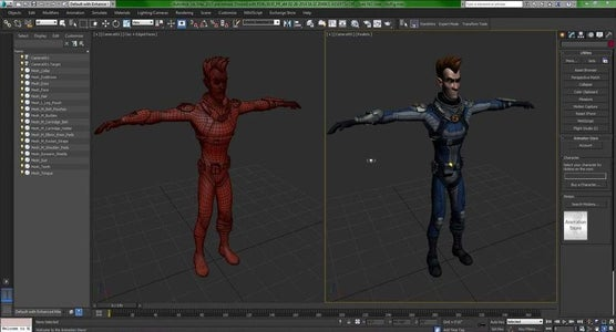 Professional Programs : 3Ds Max