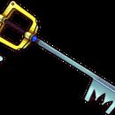 Keyblade from Kingdom Hearts Handmade $10