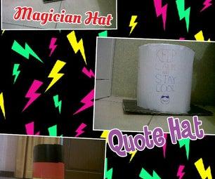 DIY Magician Hat