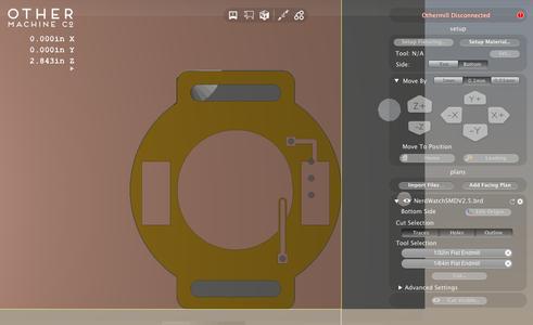 Set Up the Bantam Tools Milling Machine Software