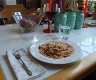 Easy and Fresh Pasta Dinner in 20 Minutes